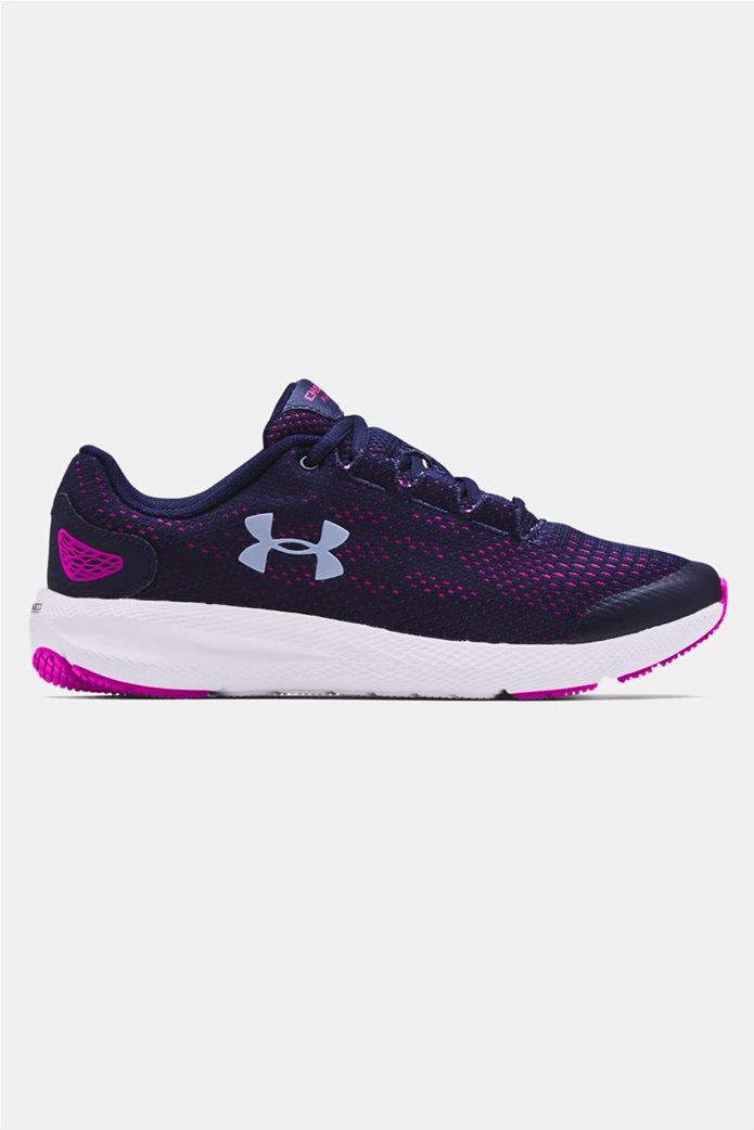 "Under Armour παιδικά αθλητικά παπούτσια ""UA Charged Pursuit 2"" (36-40) Μπλε Σκούρο 0"