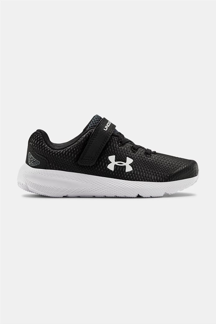 """Under Armour παιδικά αθλητικά παπούτσια """"UA Charged Pursuit 2"""" (17-22) Μαύρο 0"""