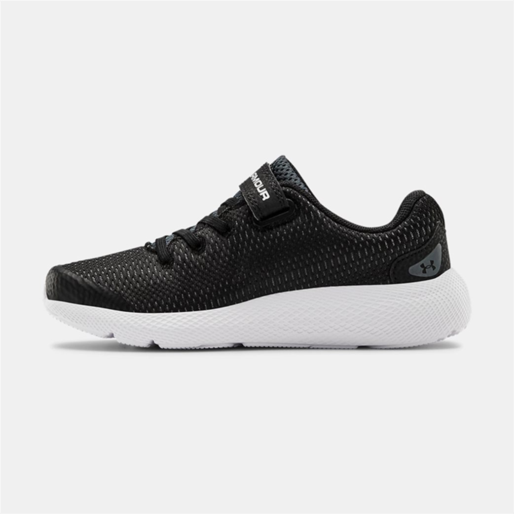 """Under Armour παιδικά αθλητικά παπούτσια """"UA Charged Pursuit 2"""" (17-22) Μαύρο 1"""