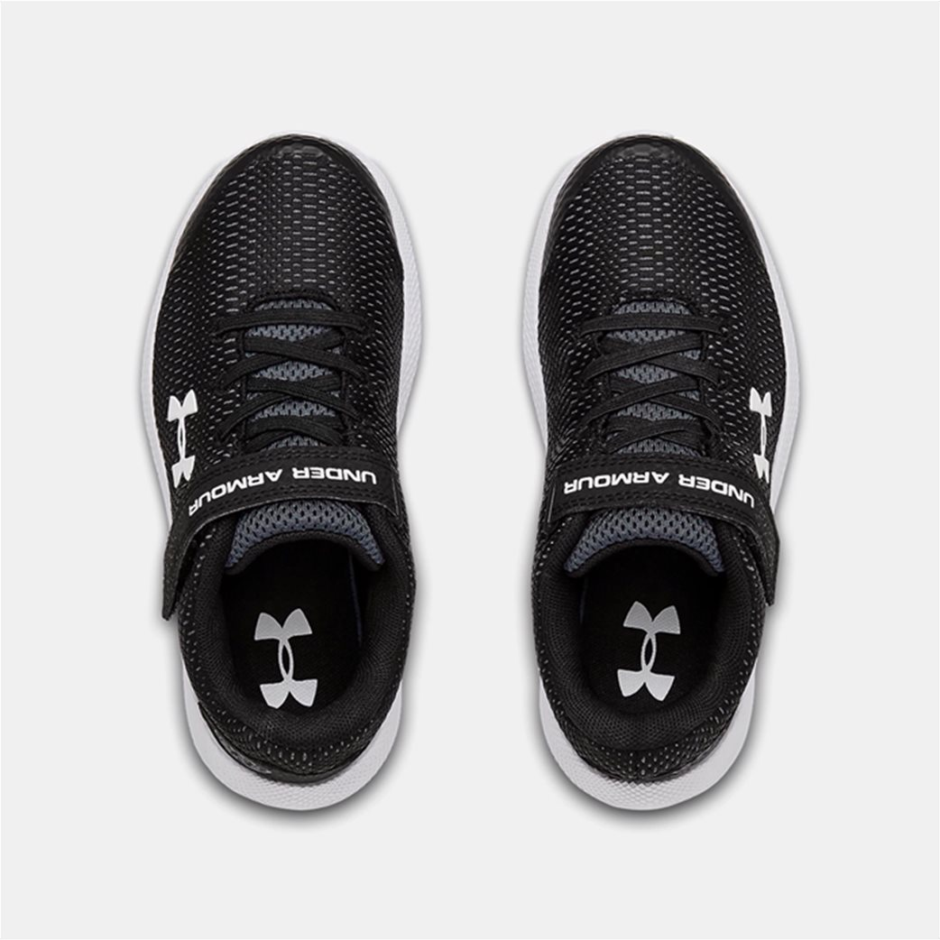 """Under Armour παιδικά αθλητικά παπούτσια """"UA Charged Pursuit 2"""" (17-22) Μαύρο 3"""