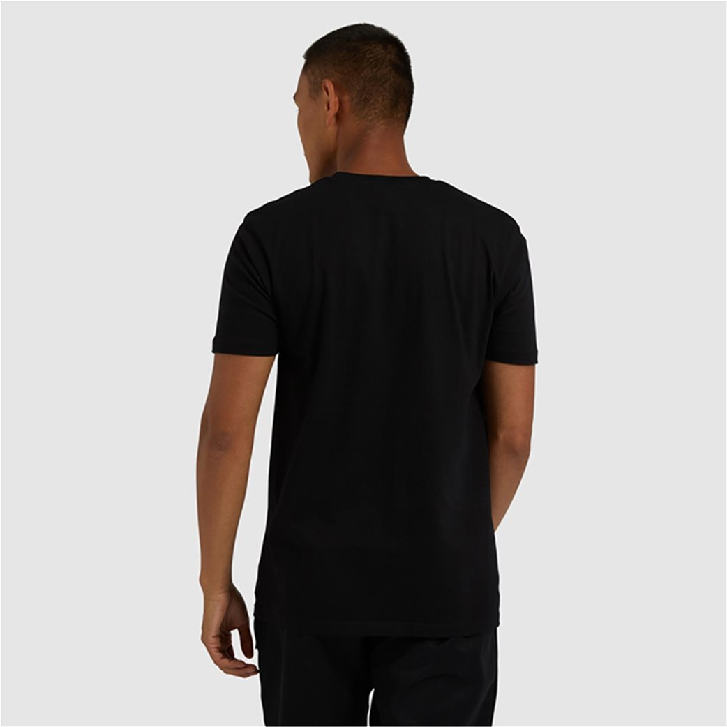 "Ellesse ανδρικό T-shirt με logo print ""Tero"" Μαύρο 2"