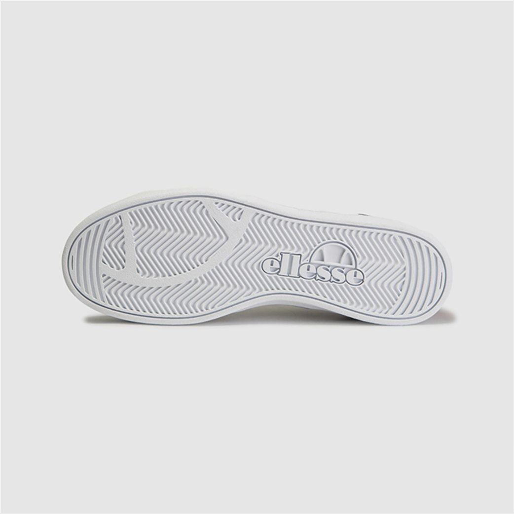 "Ellesse ανδρικά δερμάτινα sneakers ""LS-80"" Λευκό 3"