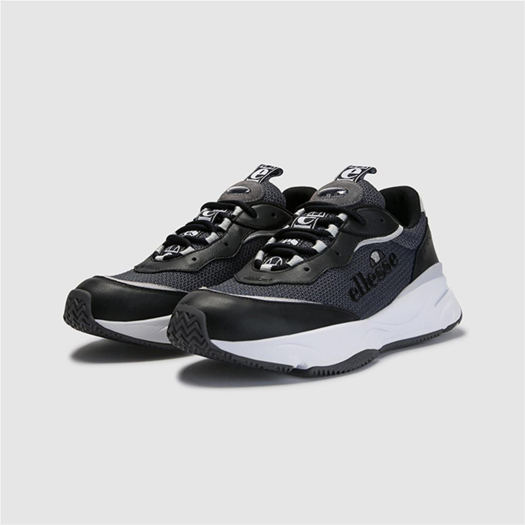"Ellesse ανδρικά sneakers ""Massello"" Μαύρο 1"