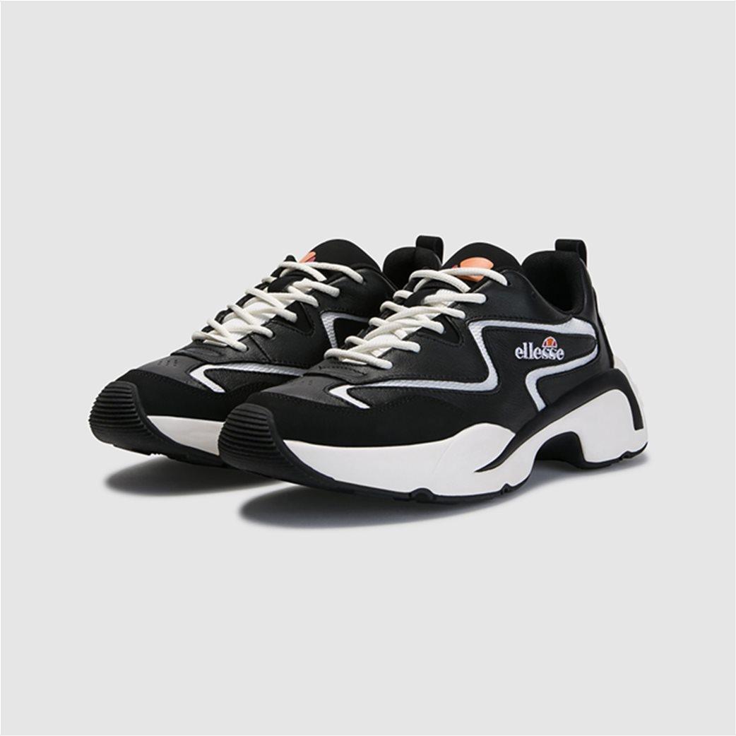 "Ellesse γυναικεία sneakers ""Indus"" Μαύρο 1"