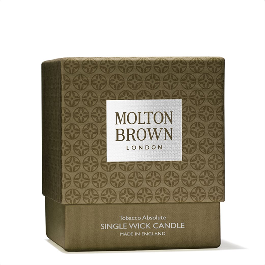 Molton Brown Tobacco Absolute Single Wick Candle 180 gr 3