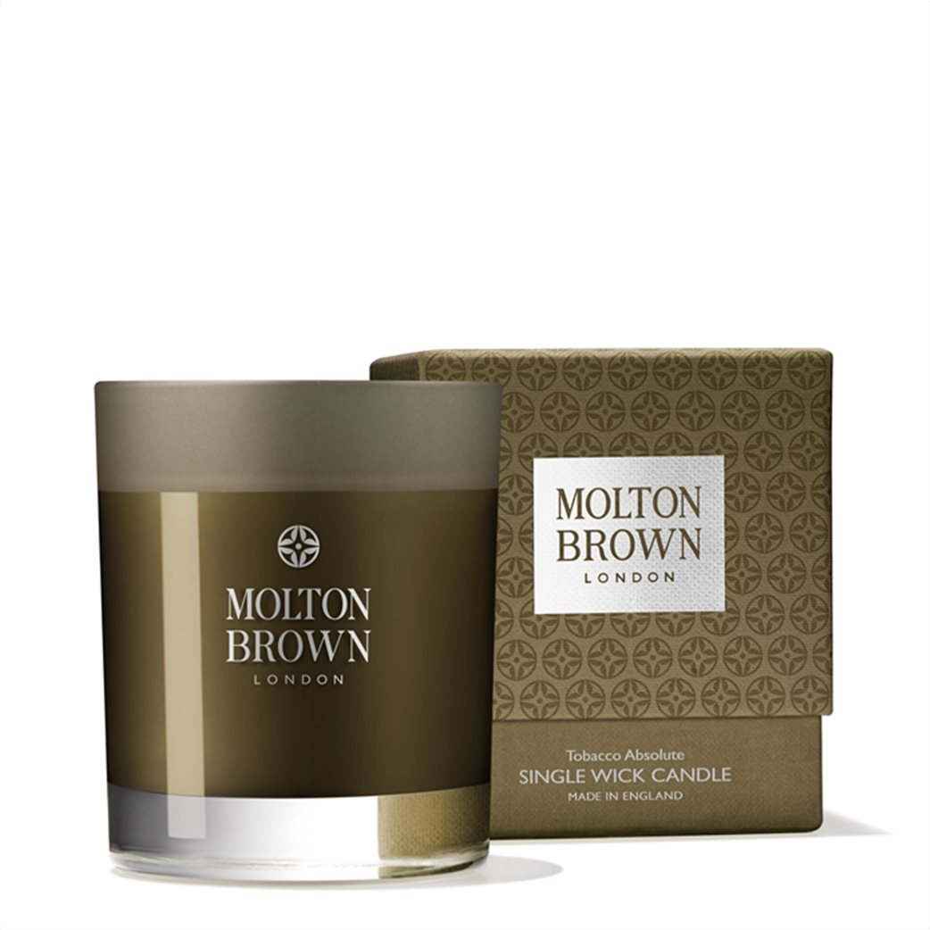 Molton Brown Tobacco Absolute Single Wick Candle 180 gr 5
