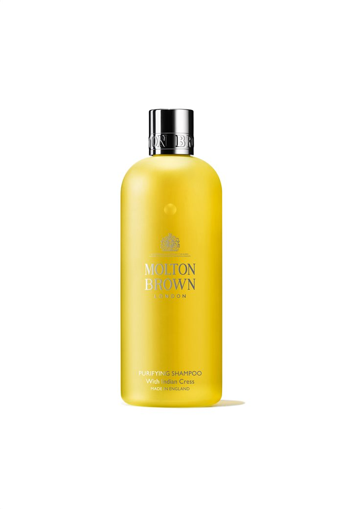 Molton Brown Purifying Shampoo With Indian Cress 300 ml 0