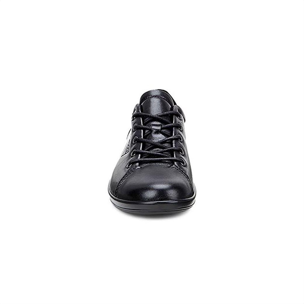 "ECCO γυναικεία sneakers με ανάγλυφο logo ""Soft 2.0"" 2"