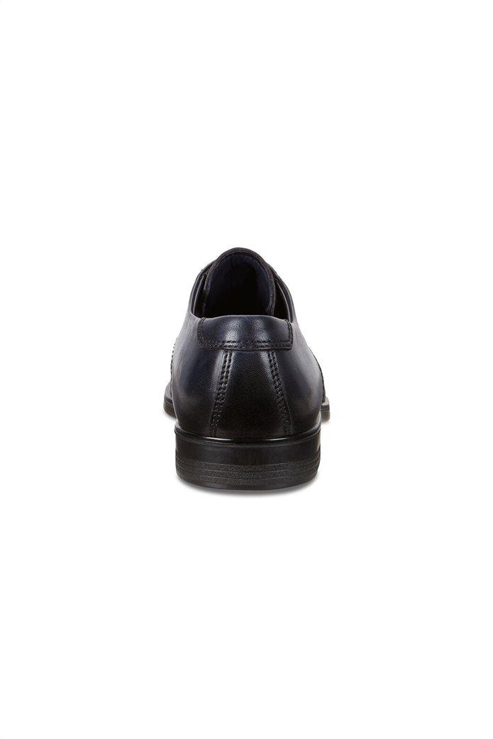 Ecco ανδρικά δερμάτινα δετά παπούτσια 3