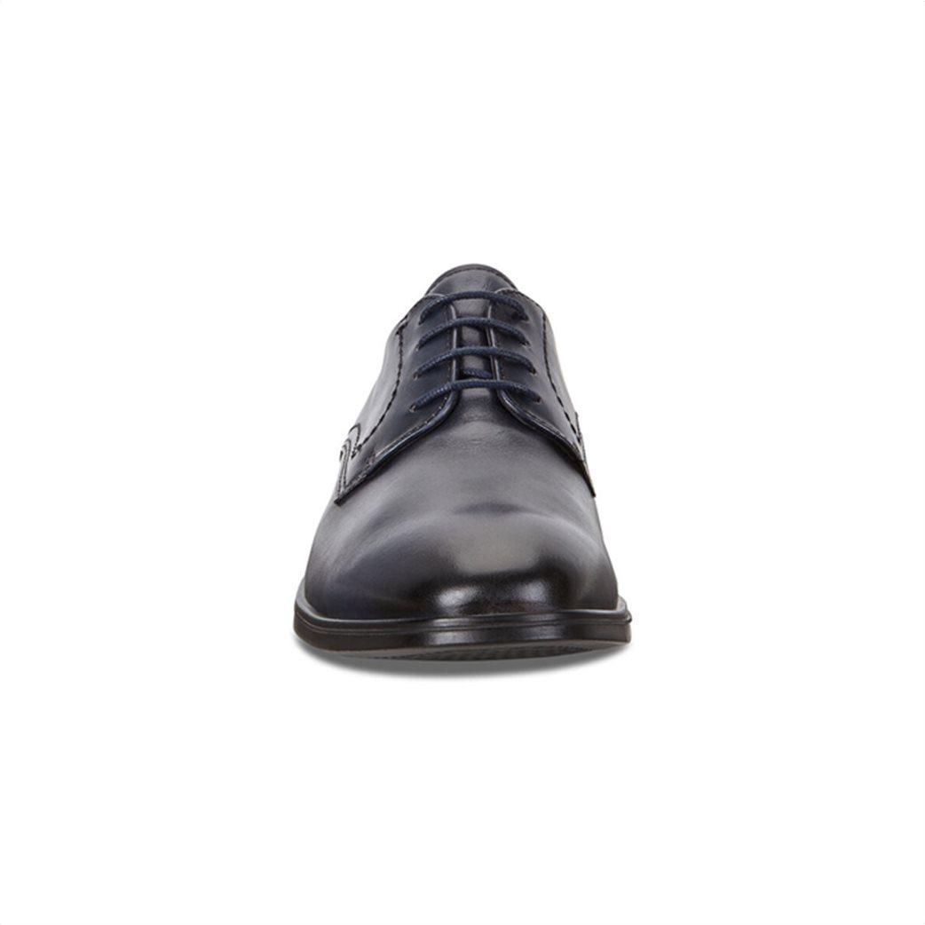 Ecco ανδρικά δερμάτινα δετά παπούτσια 4
