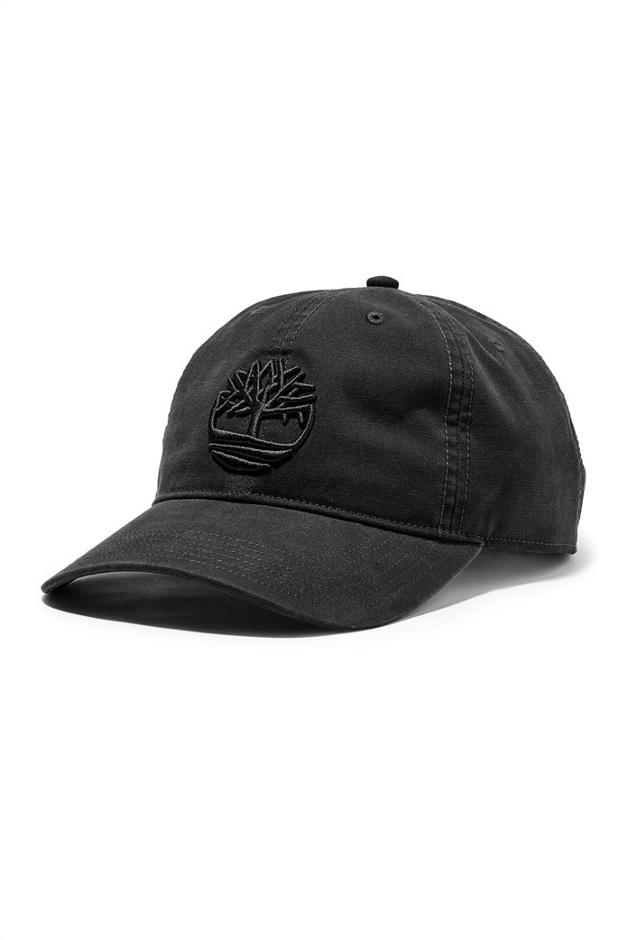 Timberland ανδρικό καπελο jockey με κεντημένο λογότυπο 0