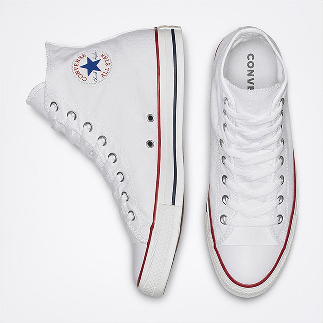 """Converse unisex sneakers μποτάκια """"Chuck Taylor All Star High Top'' 4"""