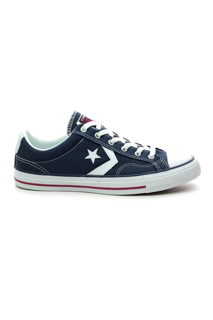 Converse unisex sneakers με logo patch ''Star Player'' 0