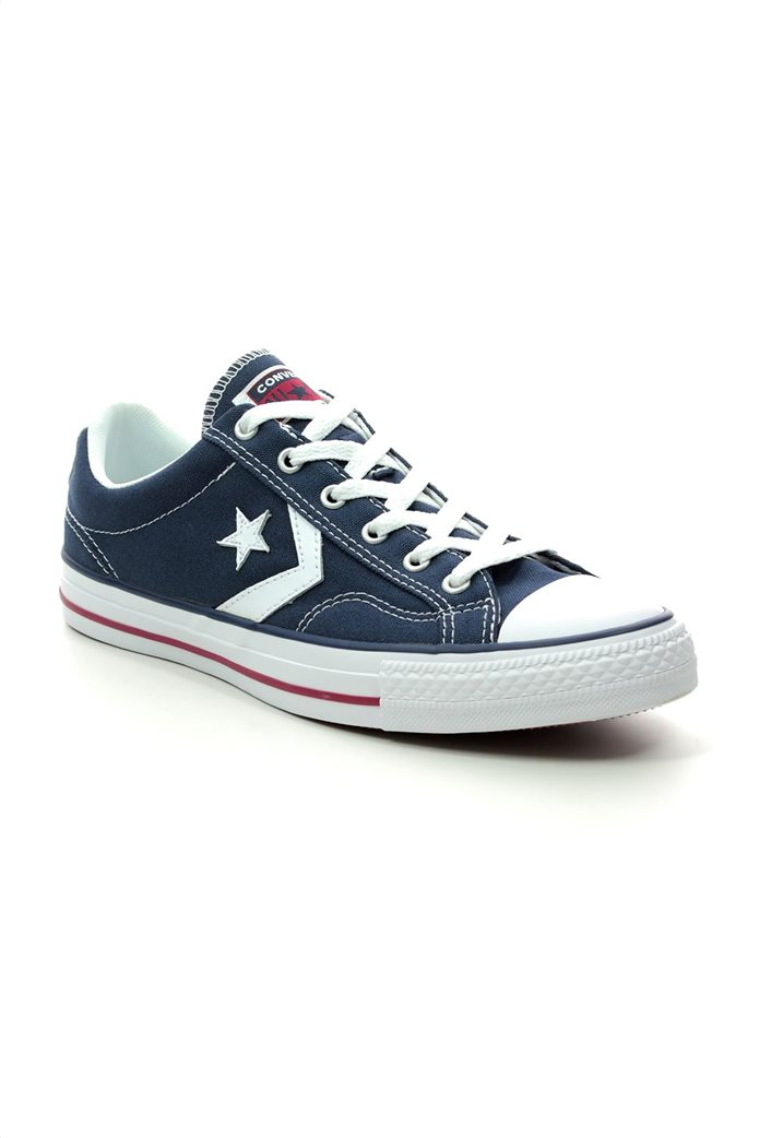 Converse unisex sneakers με logo patch ''Star Player'' 1
