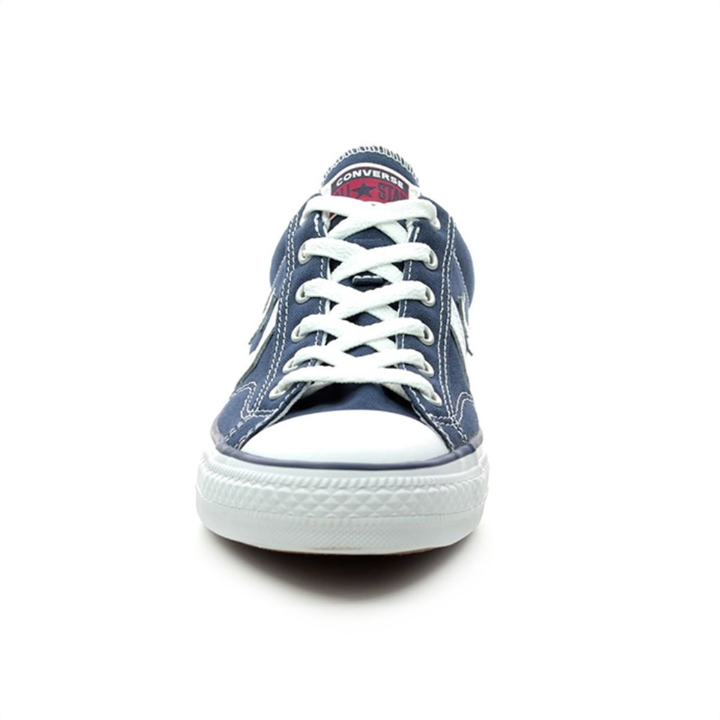 Converse unisex sneakers με logo patch ''Star Player'' 2