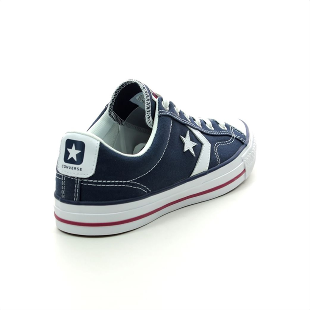 Converse unisex sneakers με logo patch ''Star Player'' 3