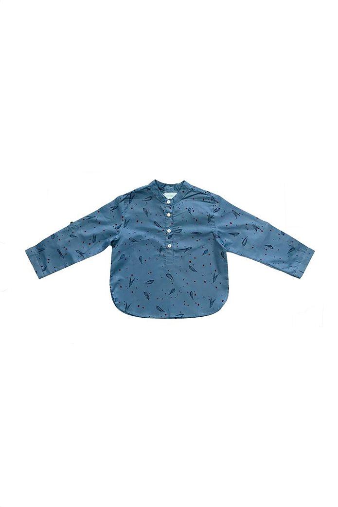 "Tiki tiki παιδικό πουκάμισο με μάο γιακά και κουμπιά ""Jose"" 0"