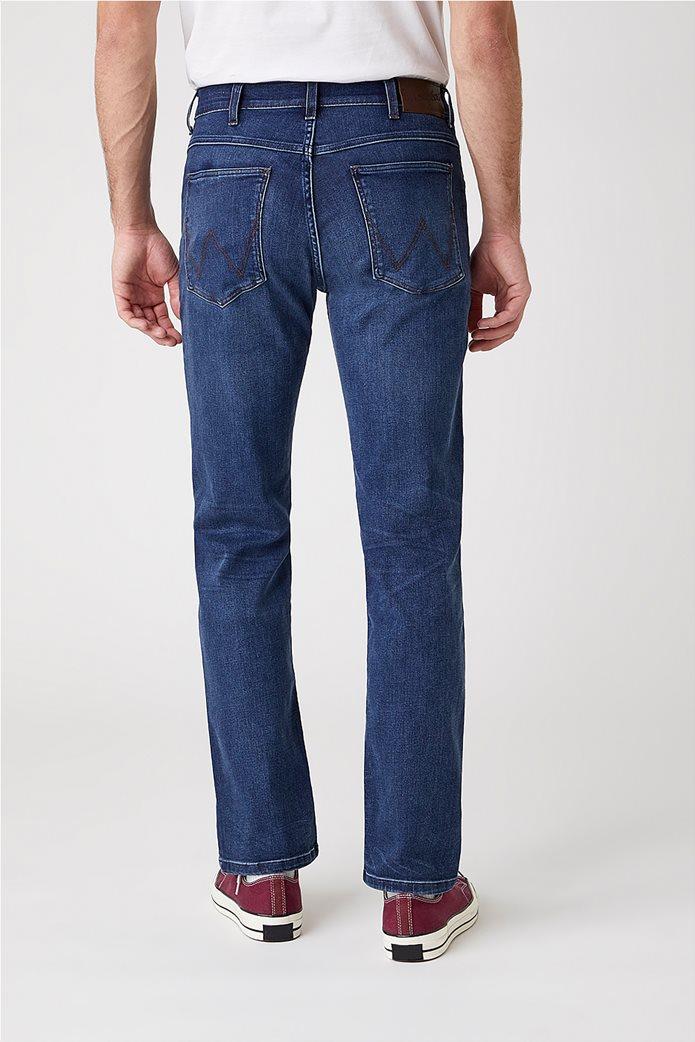 "Wrangler ανδρικό παντελόνι τζην ""Arizona Low Stretch"" Μπλε 2"