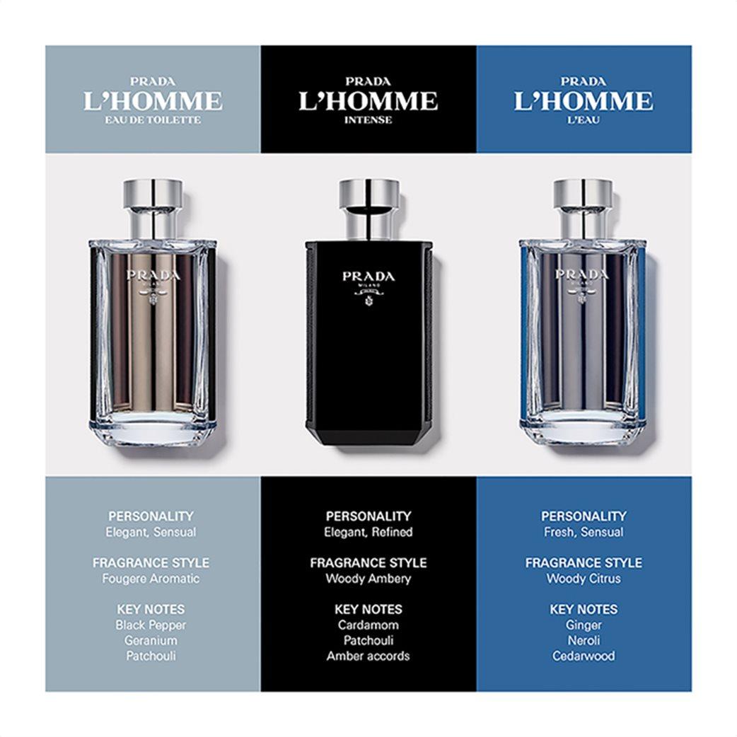 Prada L'Homme Prada Intense Eau de Parfum 150 ml  4