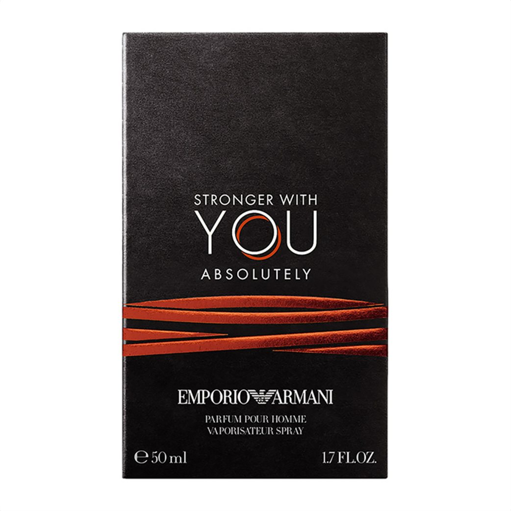 Armani Emporio Armani Stronger With You Absolutely Parfum 50 ml 3