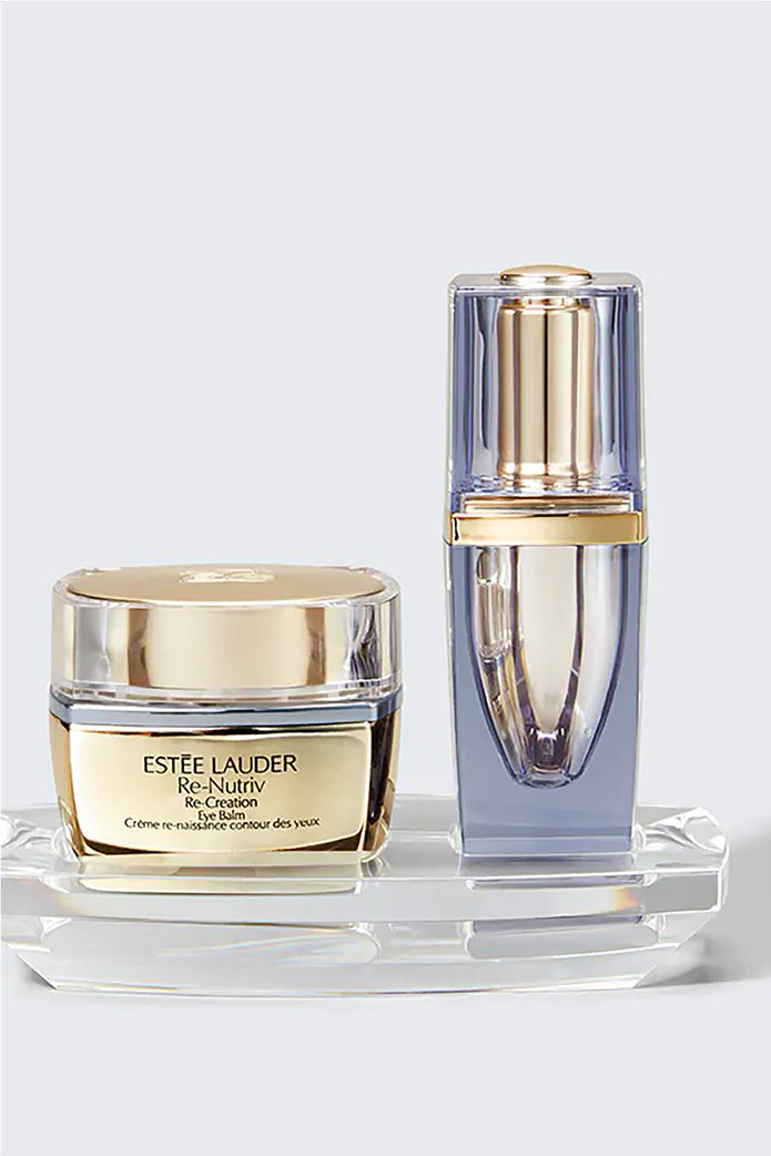 Estée Lauder Re-Nutriv Re-Creation Eye Balm & Night Serum For Eyes 15 ml (balm) & 4 ml (serum)  0