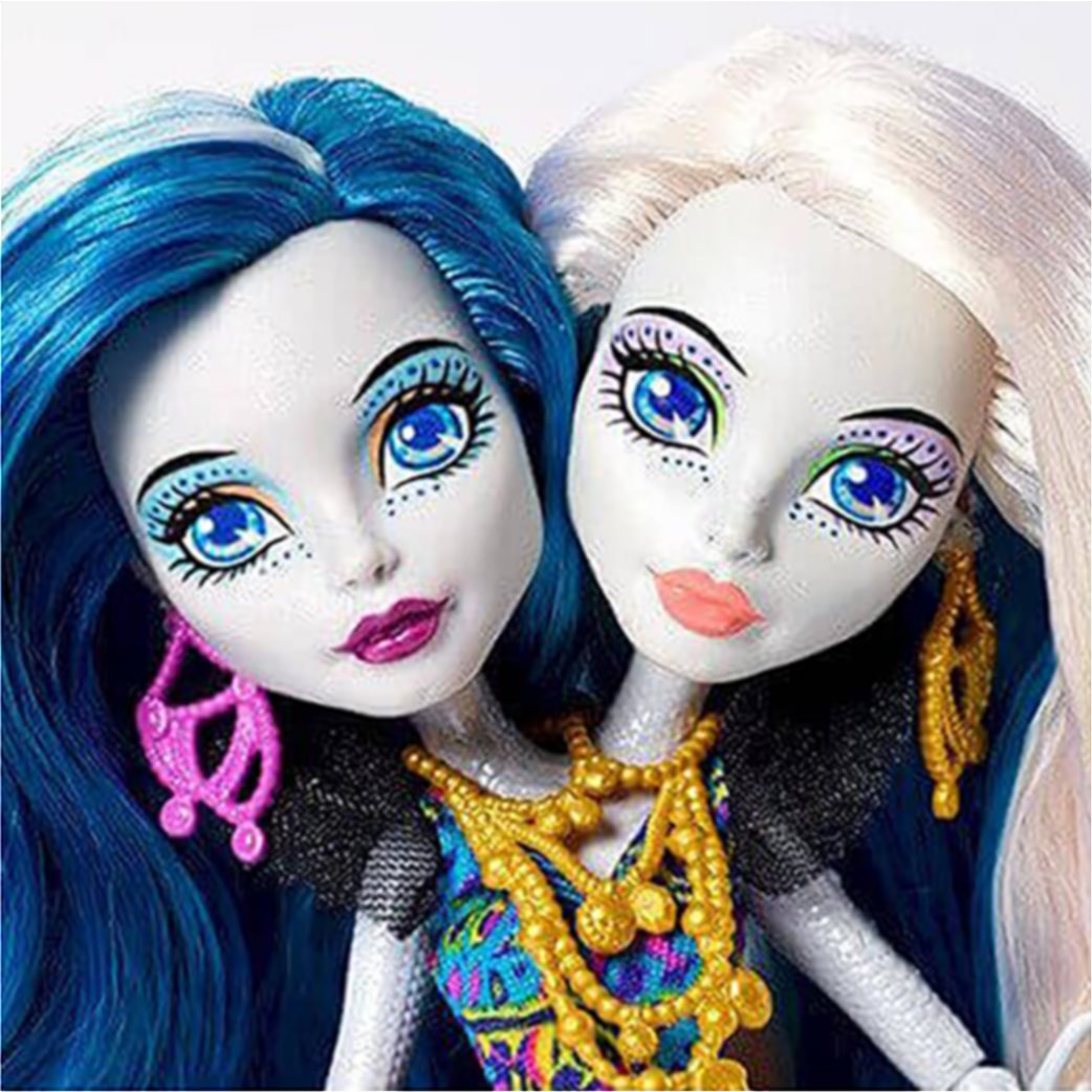 Μattel Monster High o Βυθός των Monster - Peri & Pearl 2