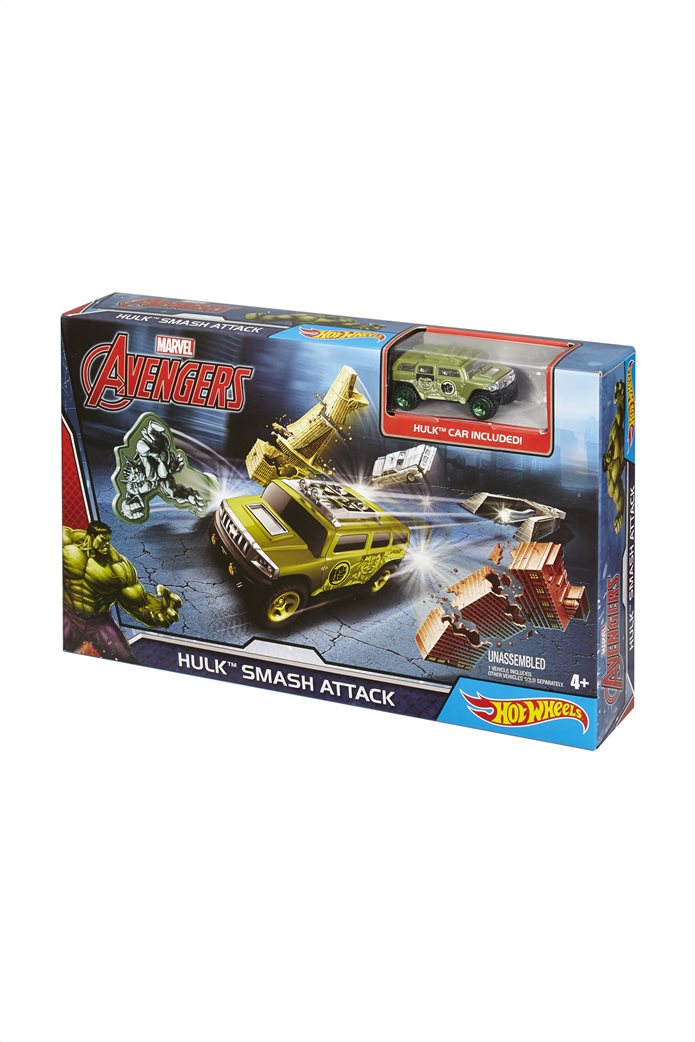 Πίστα Marvel Hot Wheels 0