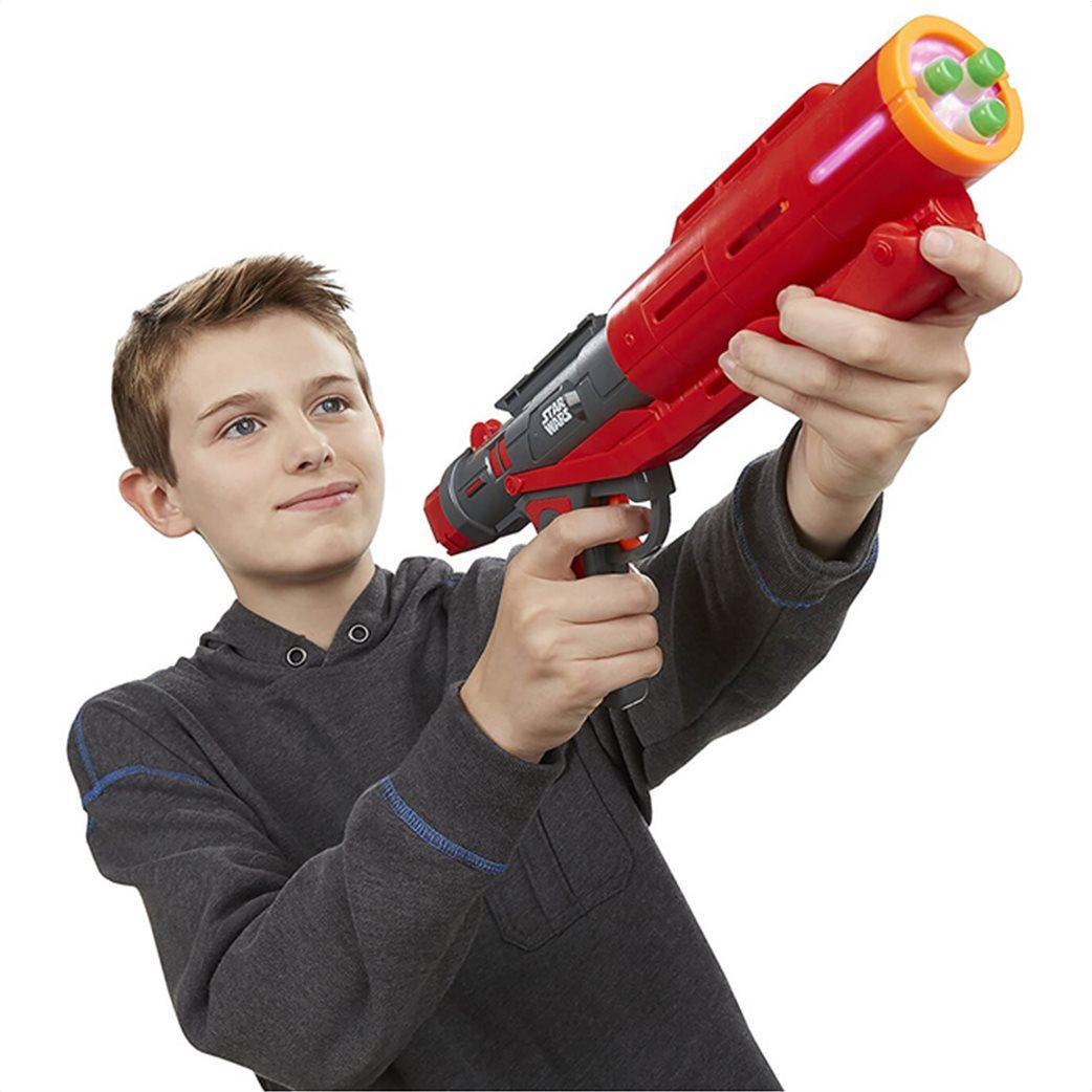 Hasbro Nerf Star Wars Rogue One S1 Shark Trooper Deluxe Blaster 2