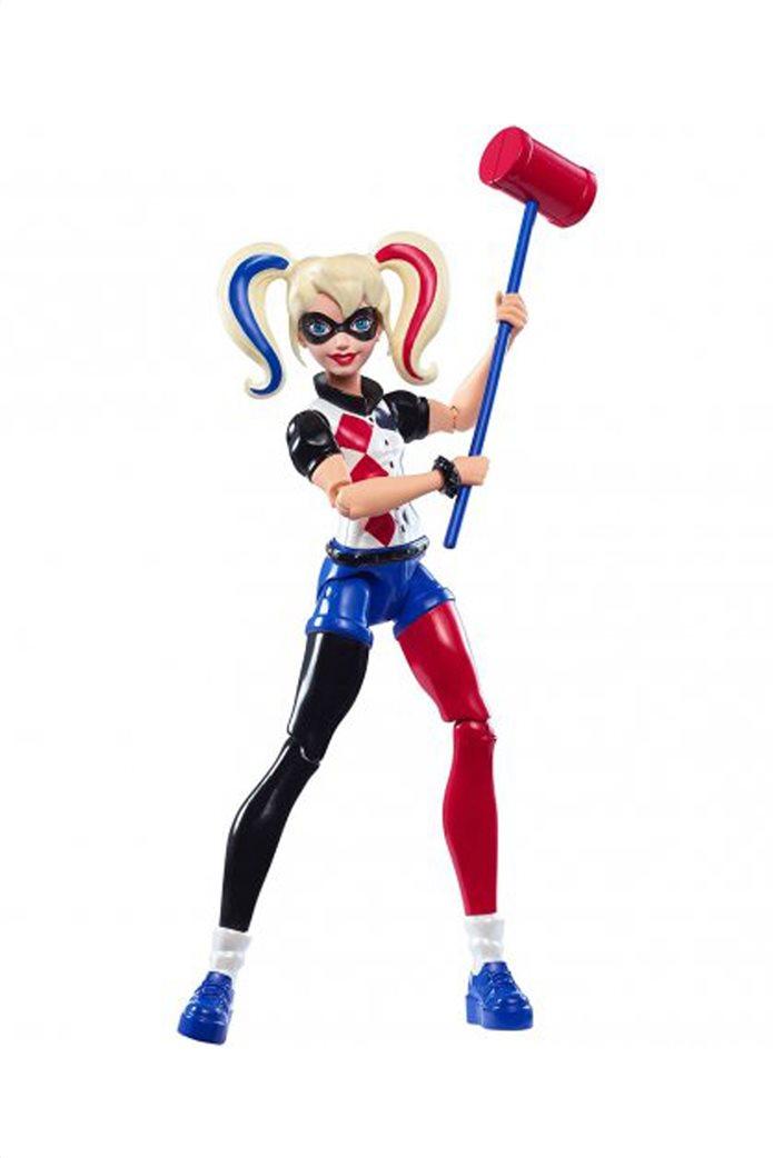 Mattel Κούκλα Dc Super Hero Girls Harley Quinn 15 cm 0