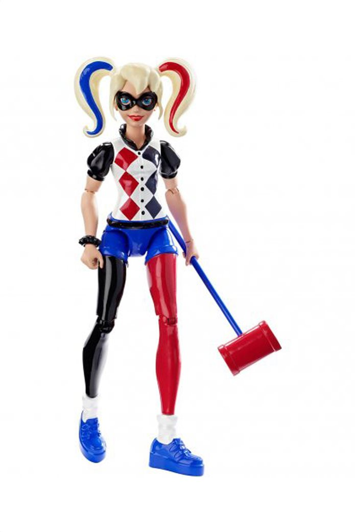 Mattel Κούκλα Dc Super Hero Girls Harley Quinn 15 cm 2
