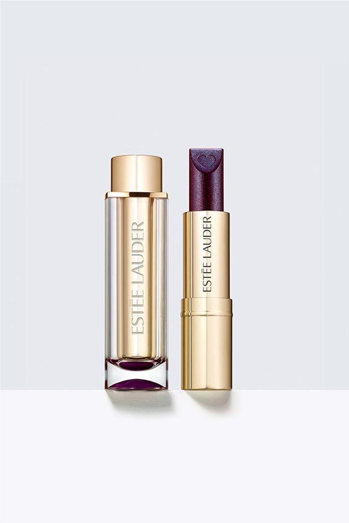 Estée Lauder Pure Color Love Lipstick Chrome 490 Femme Bot - Limited Edition 3,5 gr. 0