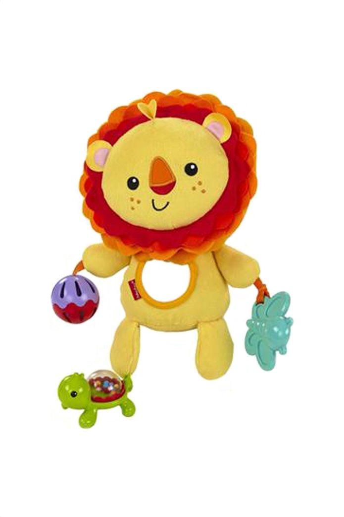 Mattel Fisher Price Λιονταράκι Καροτσιού 0