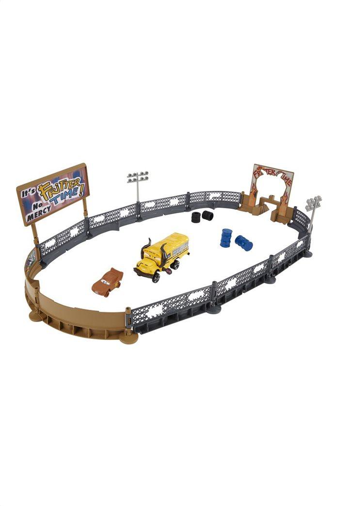 Mattel Cars 3 Crazy 8 Πίστα Σύγκρουσης 1