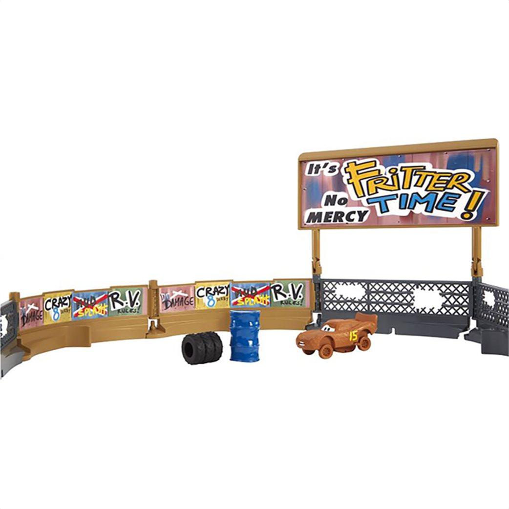 Mattel Cars 3 Crazy 8 Πίστα Σύγκρουσης 2