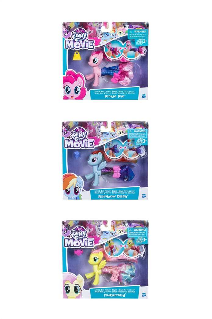 Hasbro Μικρό Μου Πόνυ Η Ταινία Rainbow Dash, Fluttershy or Pinkie Pie 0