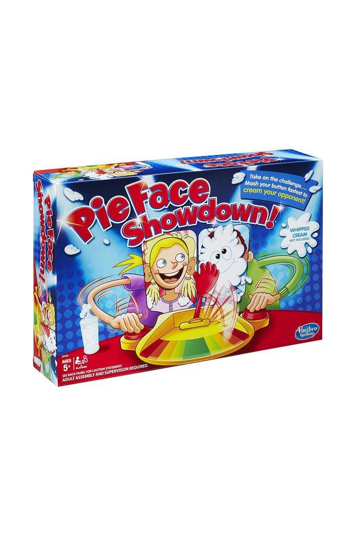 Hasbro Επιτραπέζιο παιχνίδι Pie Face Showdown - Κατάμουτρα η Αναμέτρηση 0