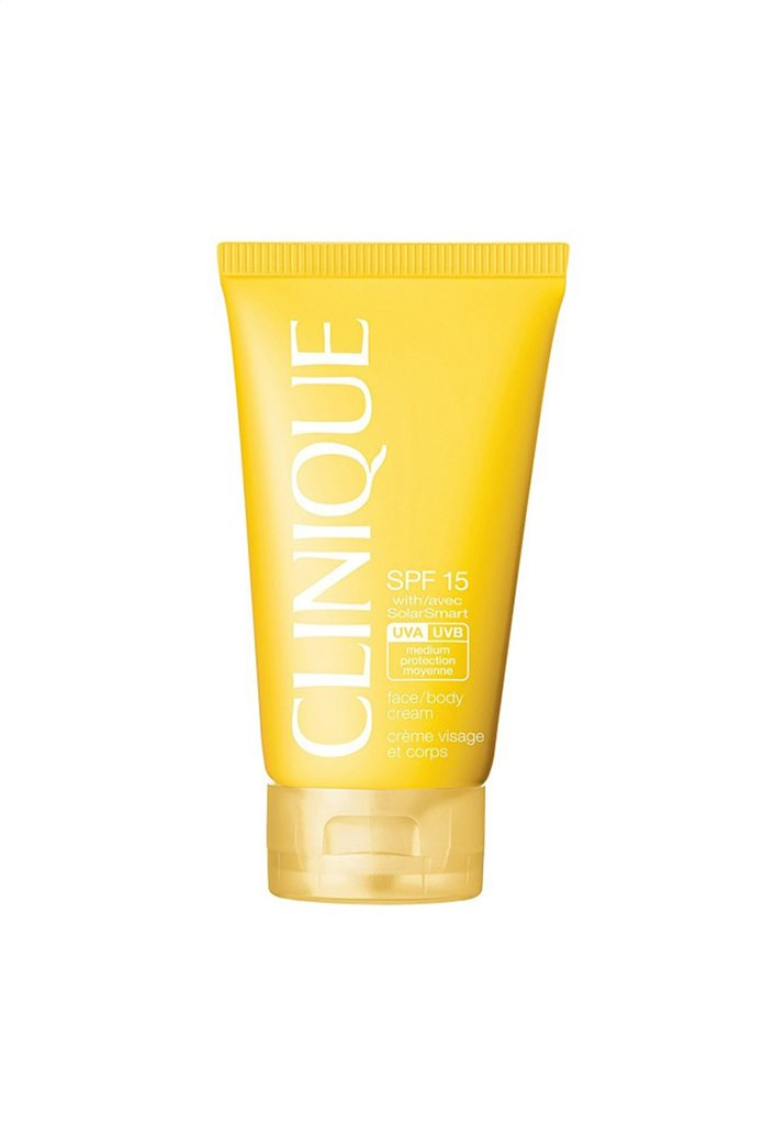 Clinique SPF 15 Face & Body Cream 150 ml 0
