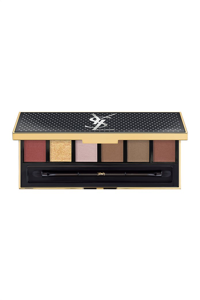 Yves Saint Laurent Sexy Tomboy Collector Eye Palette Fall Look 2019 0
