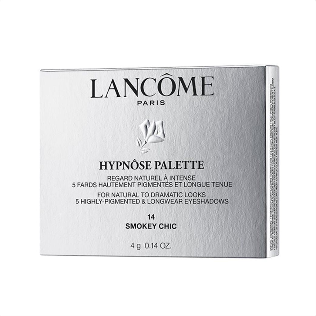 Lancôme Hypnôse Palette Matte 14 Smokey Chic  2