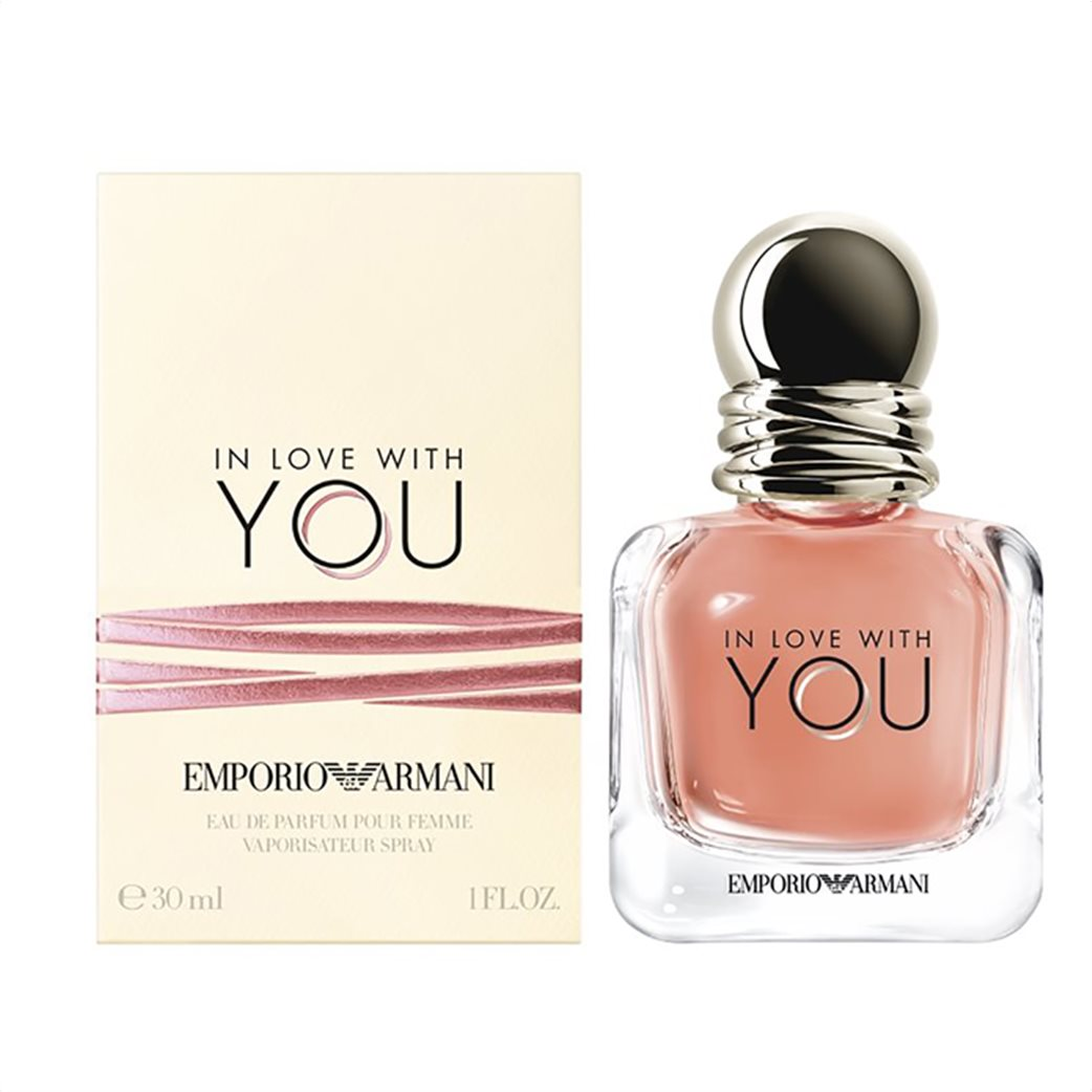 Emporio Armani In Love With You Eau De Parfum 30 ml 1