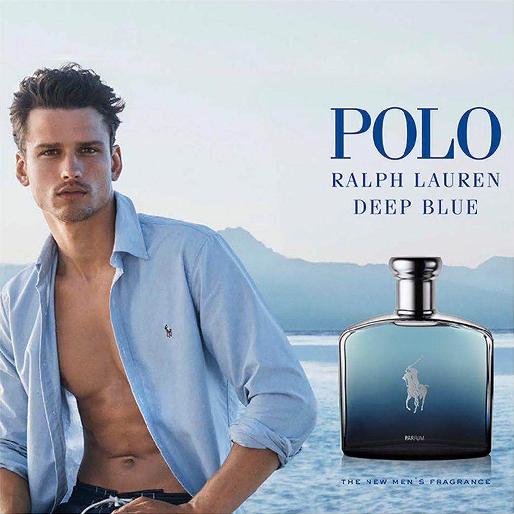 Ralph Lauren Polo Deep Blue Eau de Parfum 75 ml  4