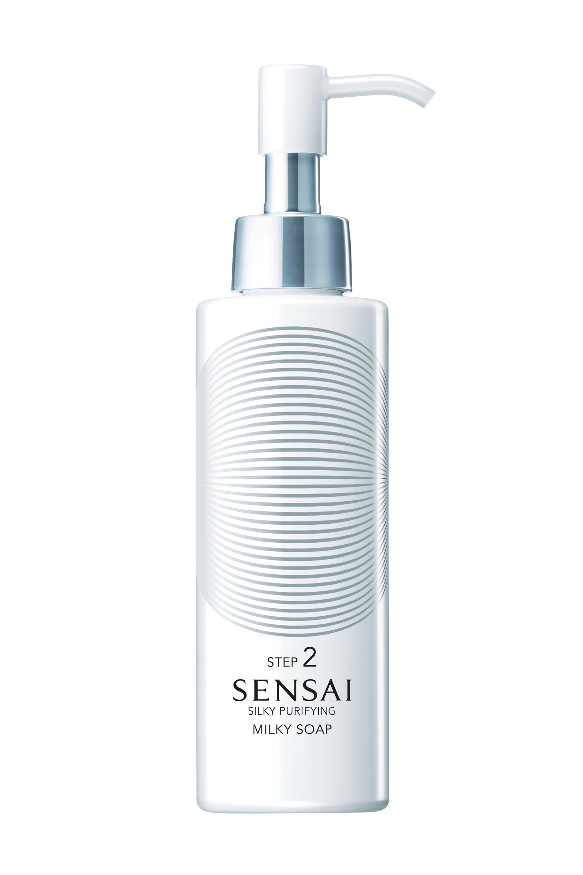 Sensai Silky Purifying Step 2 Milky Soap 125 ml - 90373