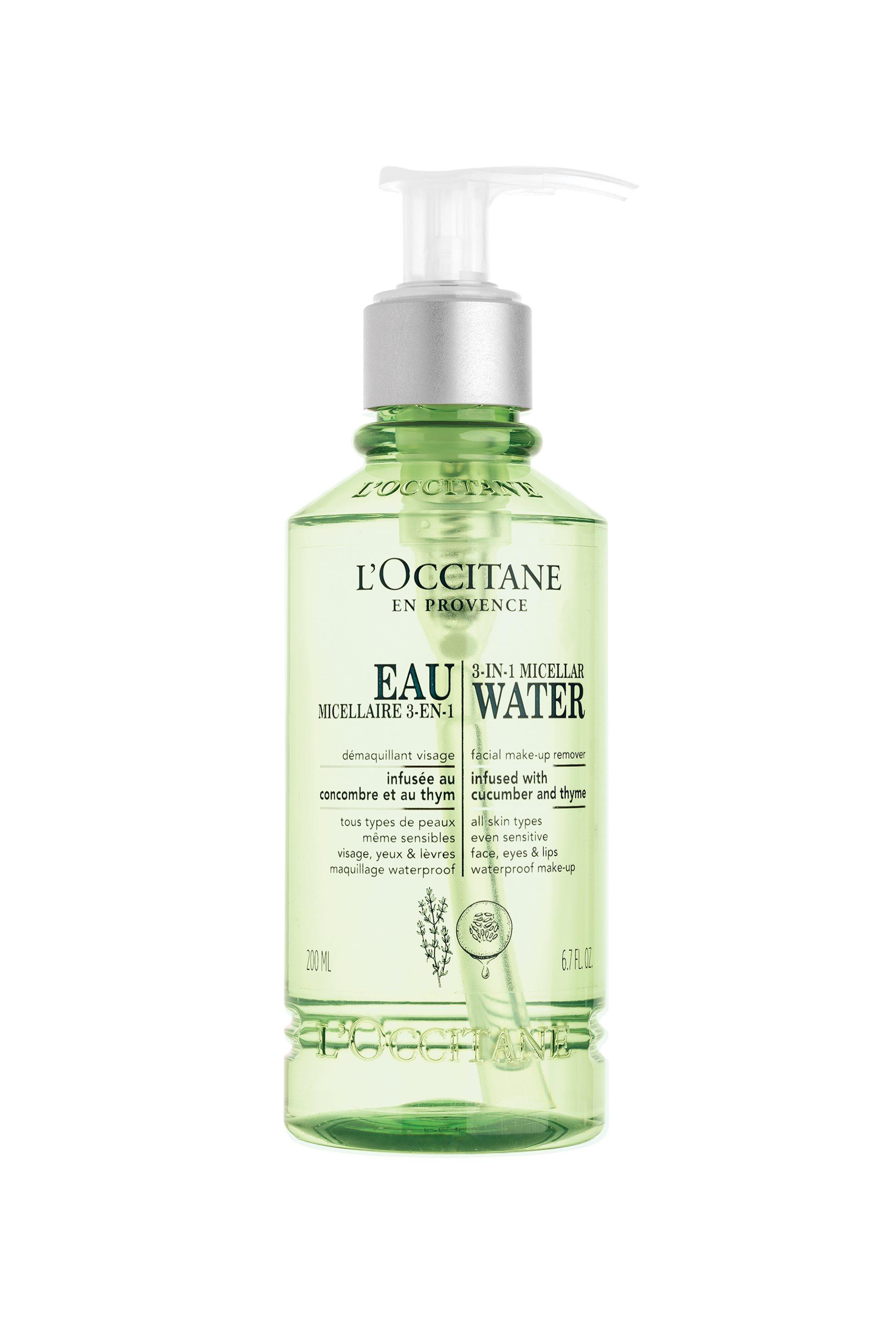 L'Occitane 3-in-1 Micellar Water 200 ml - 3253581586259