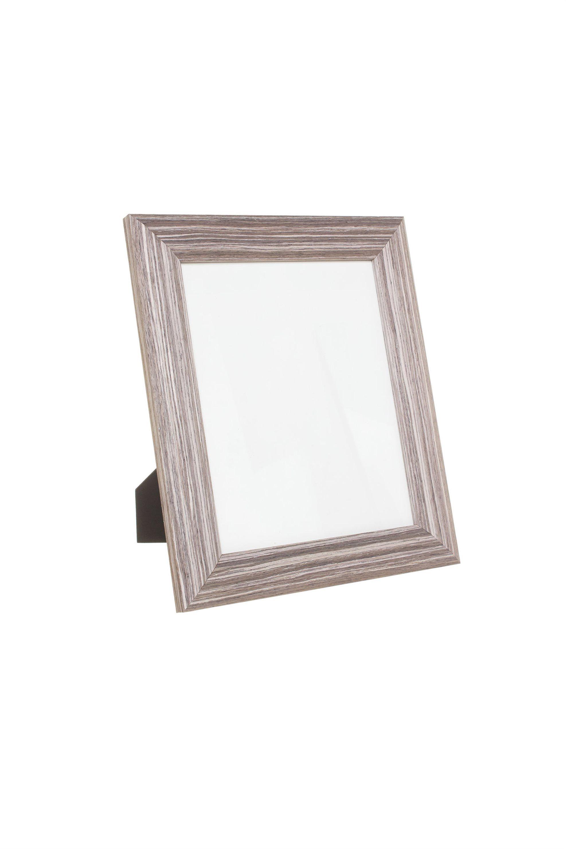 Κορνίζα με πλαίσιο ξύλου 25x20 Coincasa - 005621186 - Γκρι