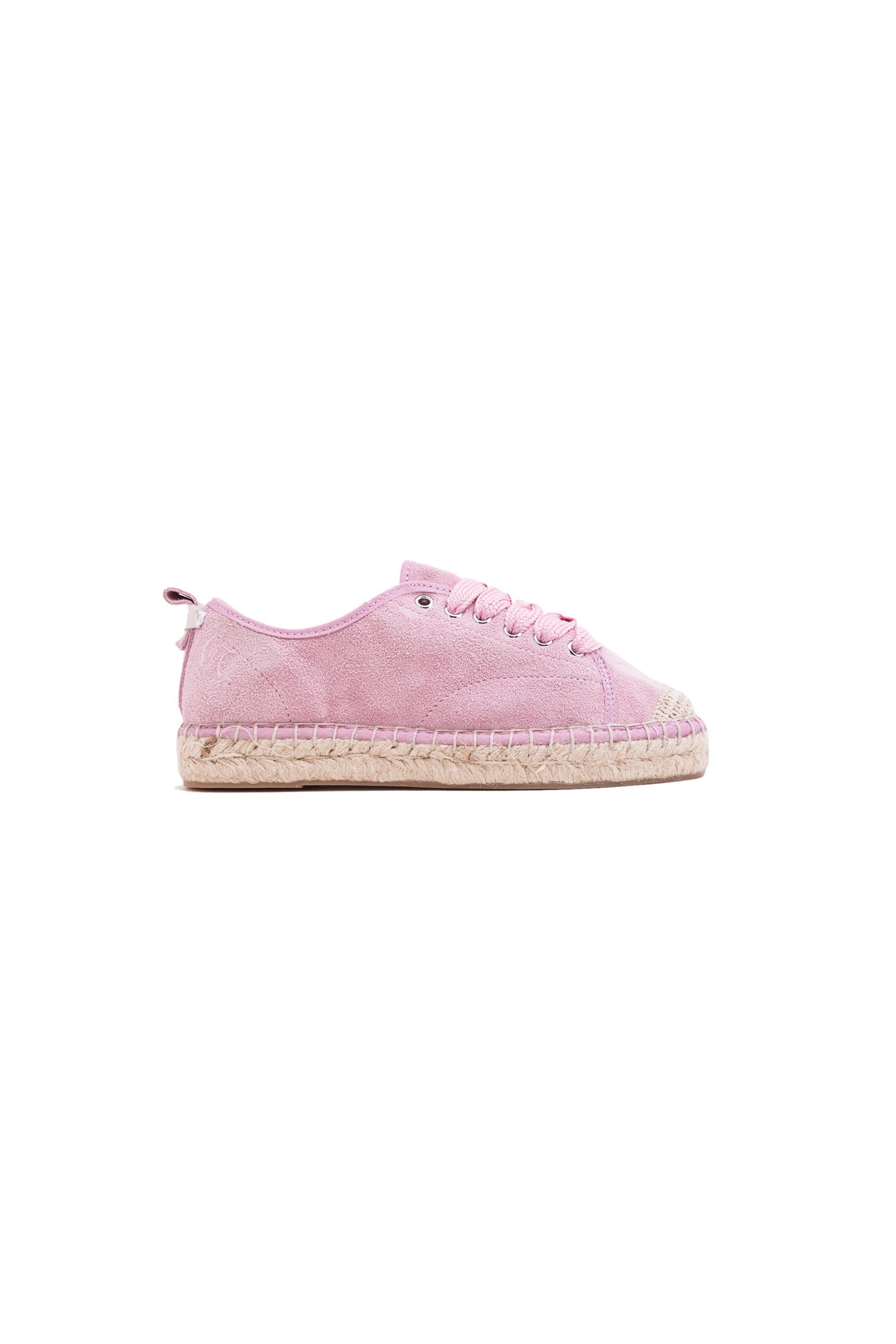Γυναικείες εσπαντρίγιες Esprit - 038EK1W044 - Ροζ