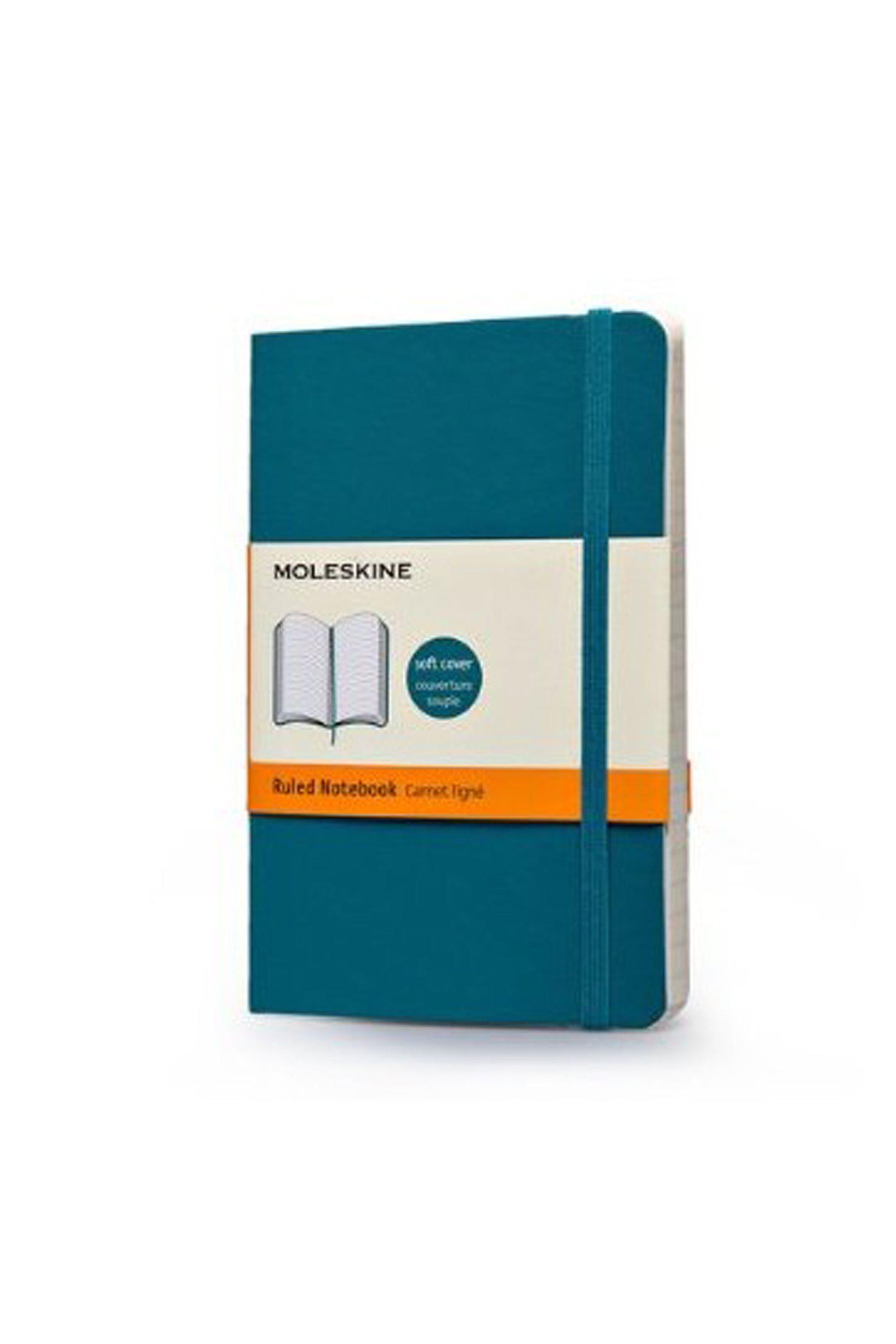 Σημειωματάριο Ruled Soft Pocket Moleskine - QP611B6