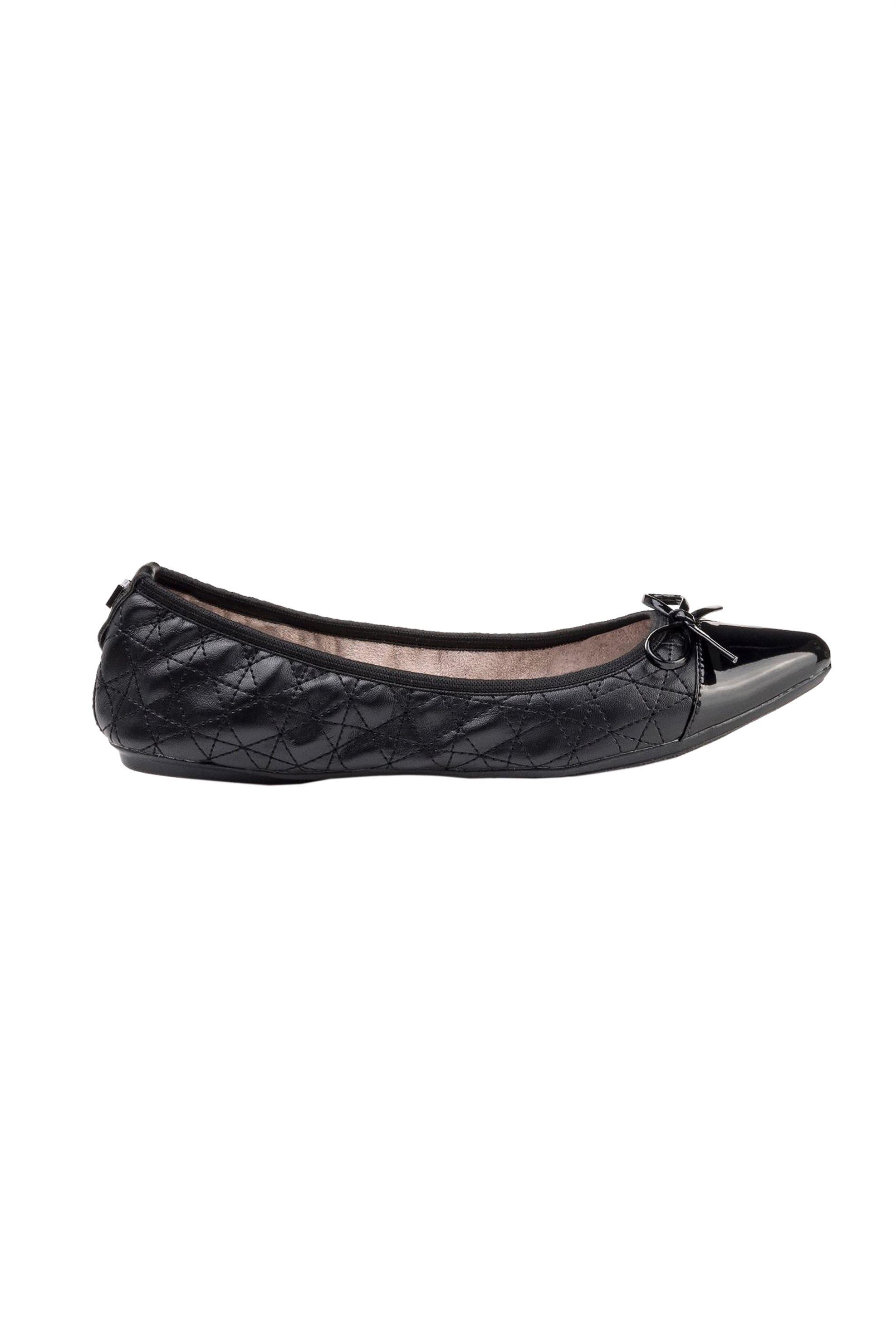 Butterfly Twists γυναικείες μπαλαρίνες Holly – 218894-HOLLY – Μαύρο