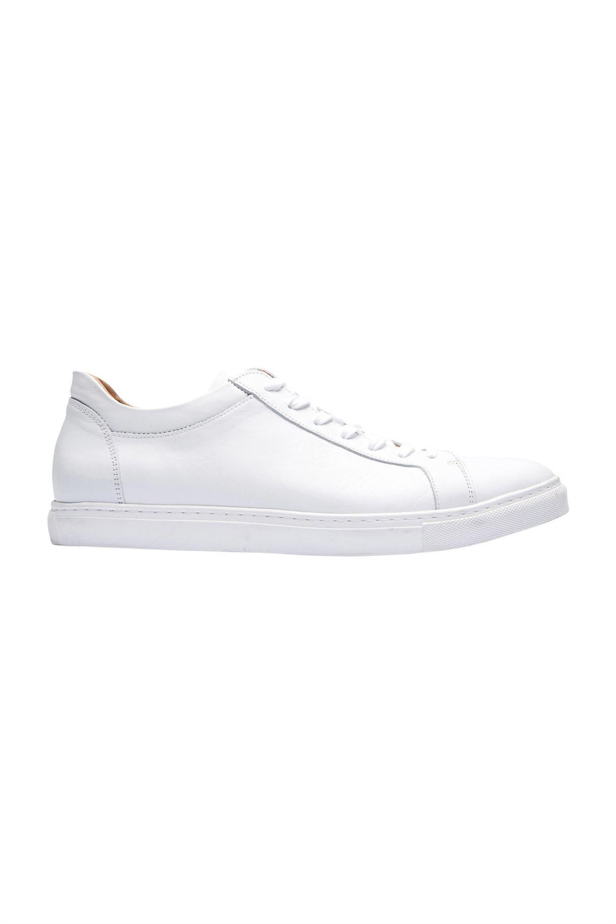 SELECTED ανδρικά sneakers με κορδόνια – 16053768 – Λευκό