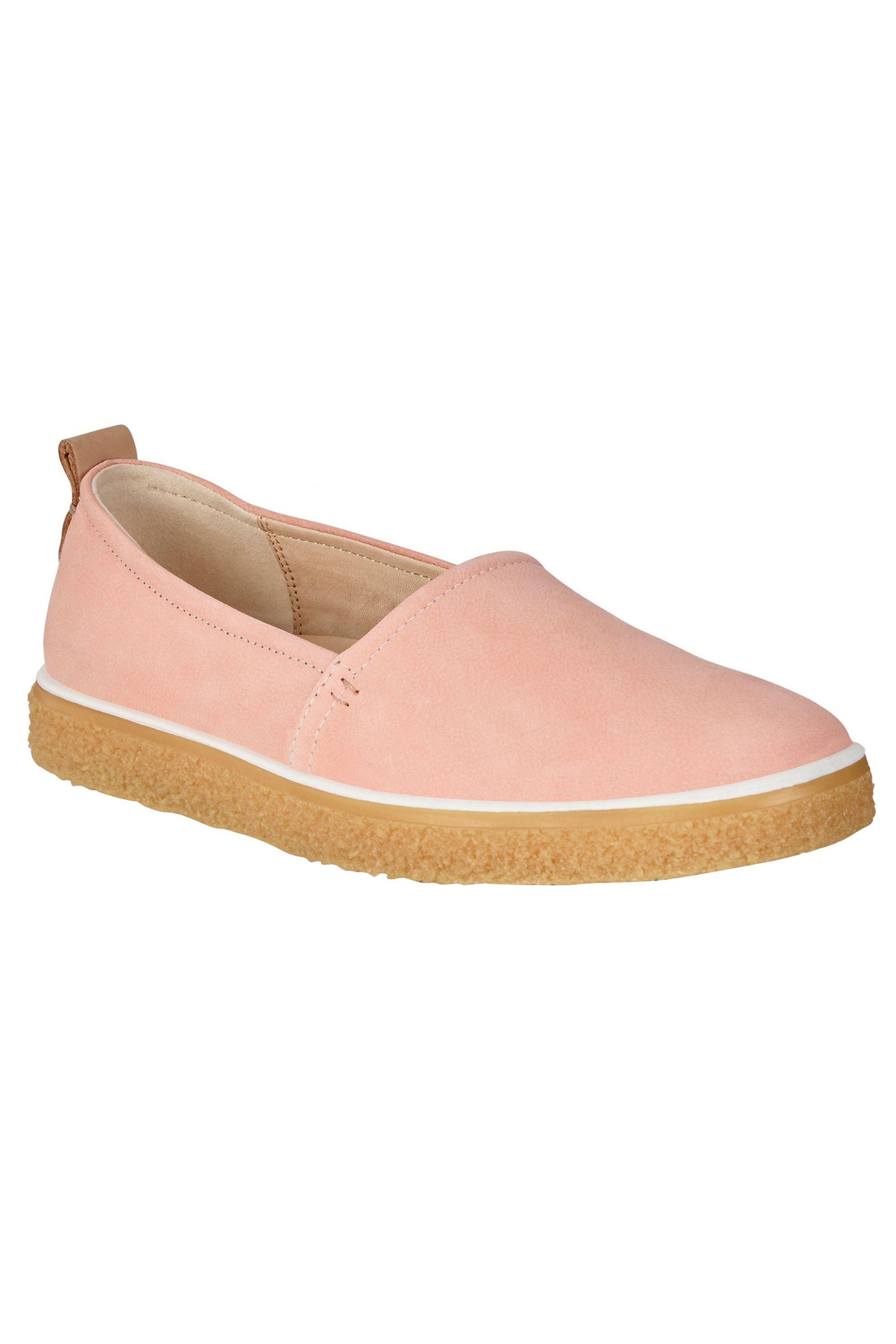 Εcco γυναικεία παπούτσια Crepetray – 200303 – Ροζ