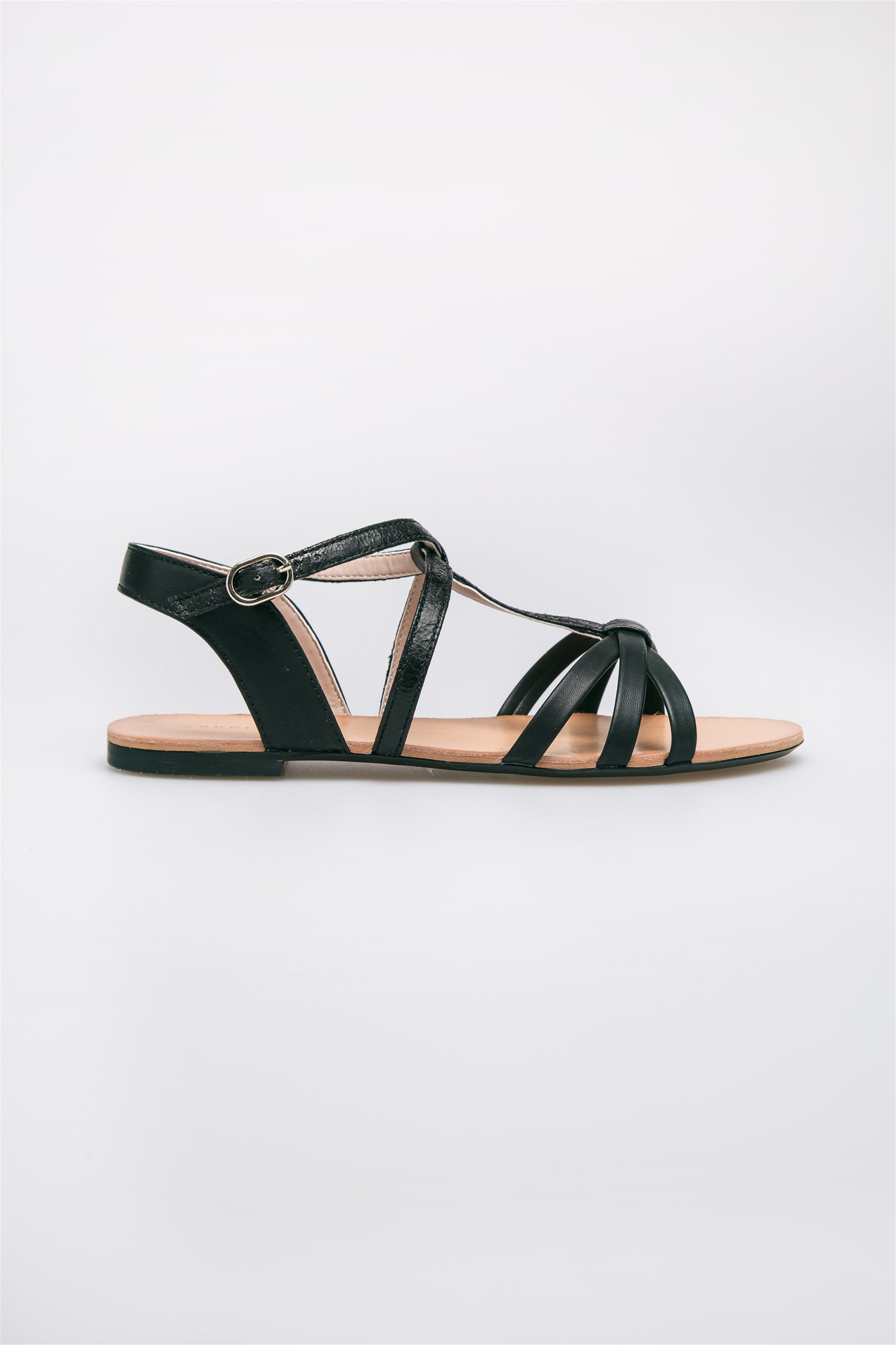 Γυναικεία παπούτσια Esprit - 047EK1W004 - Μαύρο